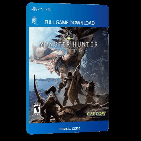 خرید بازی دیجیتال Monster Hunter World