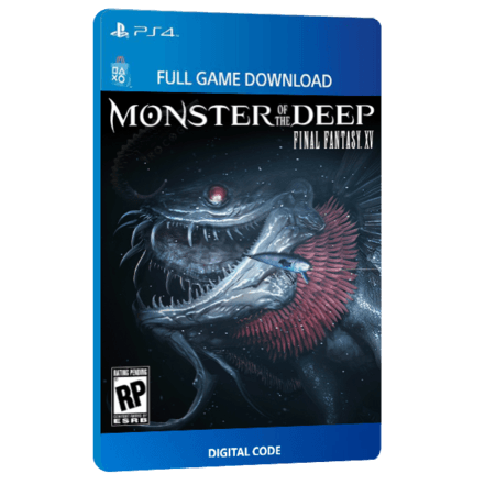 خرید بازی دیجیتال Monsters of the Deep Final Fantasy XV