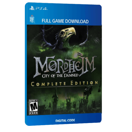 خرید بازی دیجیتال Mordheim City of the Damned Complete Edition