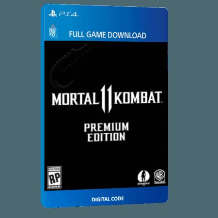 خرید بازی دیجیتال Mortal Kombat 11 Premium Edition