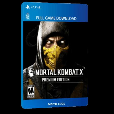 خرید بازی دیجیتال Mortal Kombat X Premium Edition