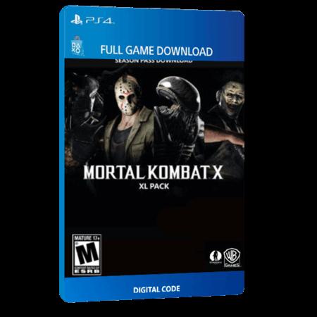 خرید بازی دیجیتال Mortal Kombat X XL Pack