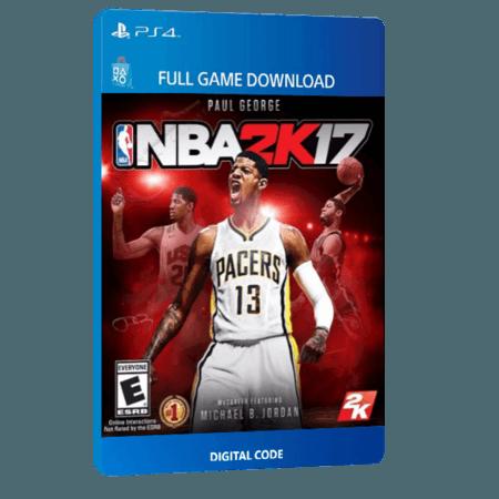 خرید بازی دیجیتال NBA 2K17برای PS4