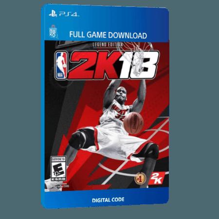 خرید بازی دیجیتال NBA 2K18 Legend Editionبرای PS4