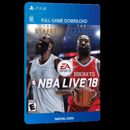 خرید بازی دیجیتال NBA Live 18