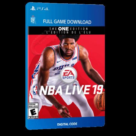 خرید بازی دیجیتال NBA Live 19