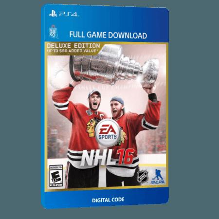 خرید بازی دیجیتال NHL 16 Deluxe Editionبرای PS4
