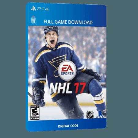 خرید بازی دیجیتال NHL 17برای PS4