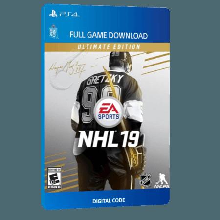 خرید بازی دیجیتال NHL 19 Ultimate Editionبرای PS4