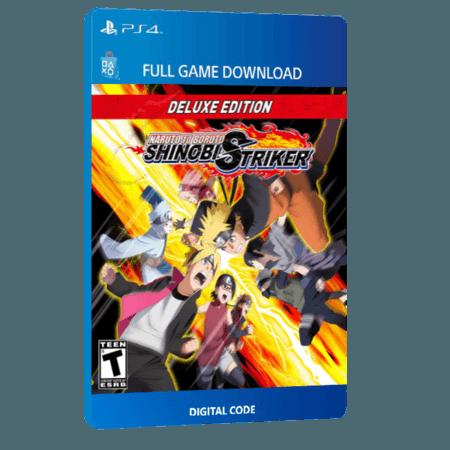 خرید بازی دیجیتال Naruto to Boruto Shinobi Striker Deluxe Edition