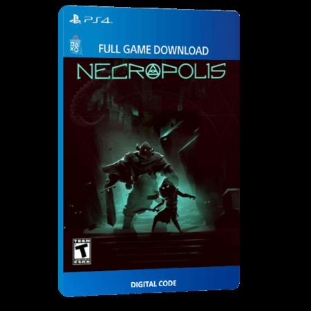 خرید بازی دیجیتال Necropolis