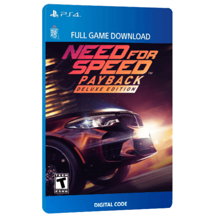 خرید بازی دیجیتال Need for Speed Payback Deluxe Edition