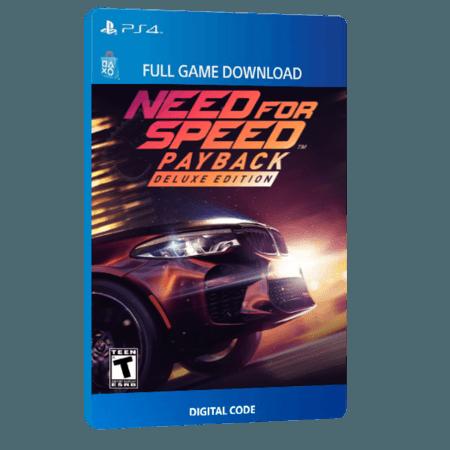 خرید بازی دیجیتال Need for Speed Payback Deluxe Edition