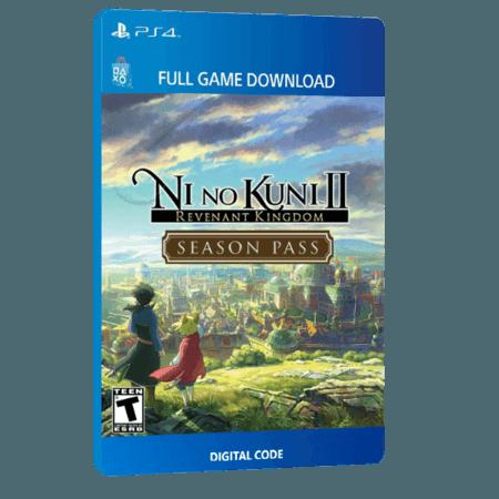 خرید سیزن پس بازی دیجیتال Ni No Kuni II Revenant Kingdom Season Pass