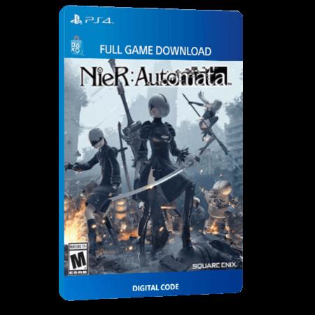 خرید بازی دیجیتال NieR Automata
