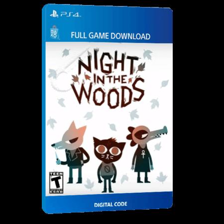 خرید بازی دیجیتال Night in the Woods