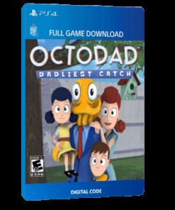 خرید بازی دیجیتال Octodad Dadliest Catch