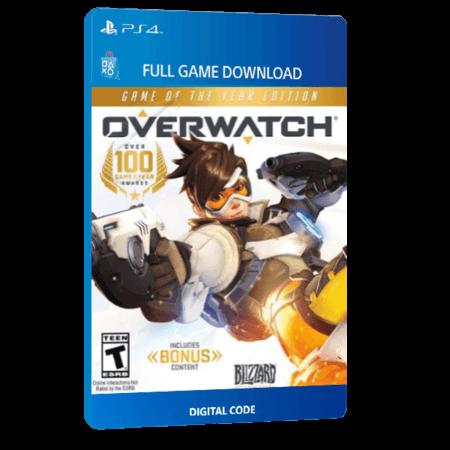 خرید بازی دیجیتال Overwatch Game of the Year Edition