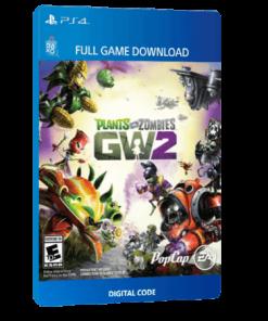 خرید بازی دیجیتال Plants vs. Zombies Garden Warfare 2برای PS4
