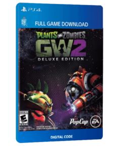 خرید بازی دیجیتال Plants vs. Zombies Garden Warfare 2 Deluxe Edition برای PS4