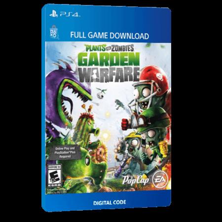 خرید بازی دیجیتال Plants vs. Zombies Garden Warfareبرای PS4