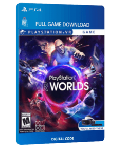 خرید بازی دیجیتال PlayStation VR Worldsبرای PS4