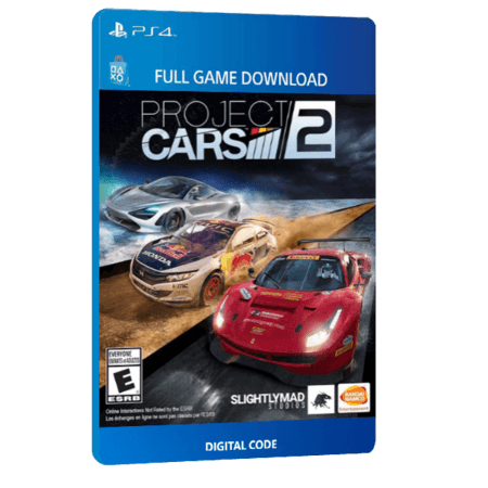 خرید بازی دیجیتال Project CARS 2