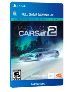 خرید بازی دیجیتال Project Cars 2 Digital Deluxe Edition