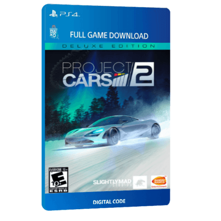 خرید بازی دیجیتال Project Cars 2 Digital Deluxe Edition
