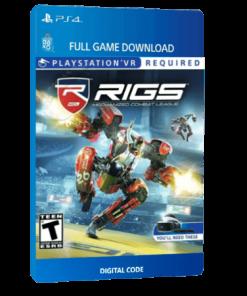 خرید بازی دیجیتال RIGS Mechanized Combat League VR