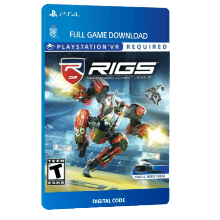 خرید بازی دیجیتال RIGS Mechanized Combat League VR