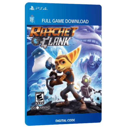 خرید بازی دیجیتال Ratchet & Clank