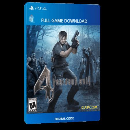 خرید بازی دیجیتال Resident Evil 4 HD