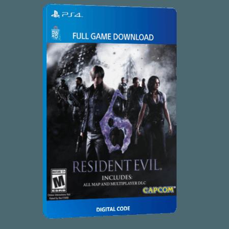 خرید بازی دیجیتال Resident Evil 6 HD