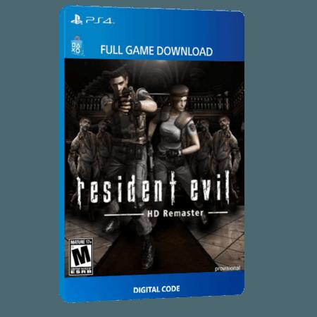 خرید بازی دیجیتال Resident Evil HD Remaster