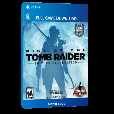 خرید بازی دیجیتال Rise of the Tomb Raider 20 Year Celebration Edition