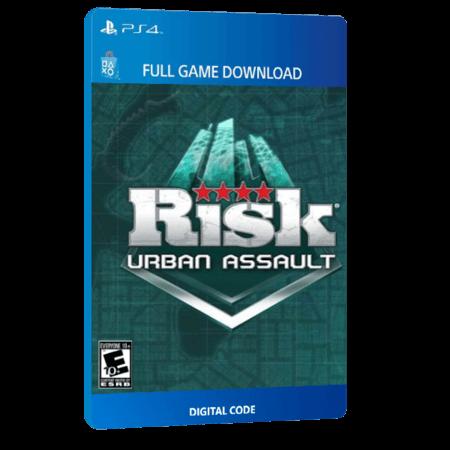 خرید بازی دیجیتال Risk Urban Assault