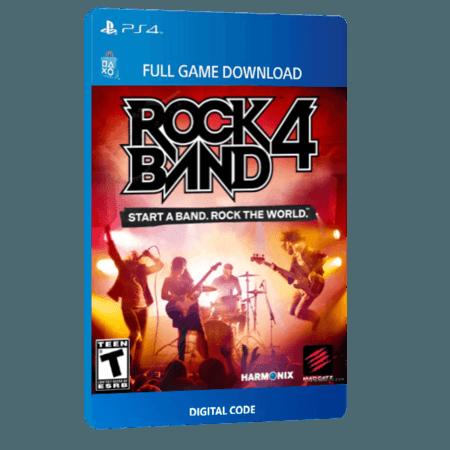 خرید بازی دیجیتال Rock Band 4