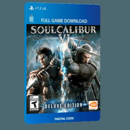 خرید بازی دیجیتال SOULCALIBUR VI Deluxe Edition
