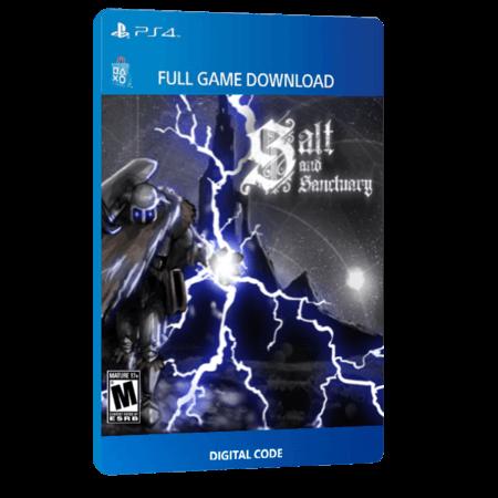 خرید بازی دیجیتال Salt and Sanctuaryبرای PS4