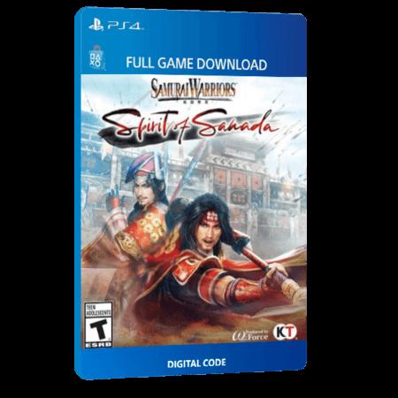 خرید بازی دیجیتال Samurai Warriors Spirit of Sanadaبرای PS4