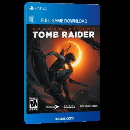 خرید بازی دیجیتال Shadow of The Tomb Raiderبرای PS4
