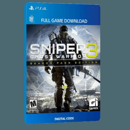 خرید بازی دیجیتال Sniper Ghost Warrior 3برای PS4