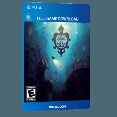 خرید بازی دیجیتال Song of the Deepبرای PS4