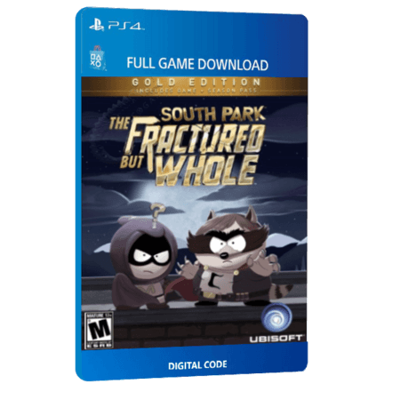 خرید بازی دیجیتال South Park The Fractured But Whole Gold Edition