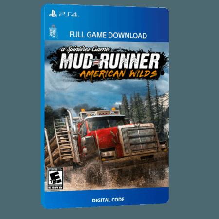 خرید بازی دیجیتال Spintires MudRunner American Wilds