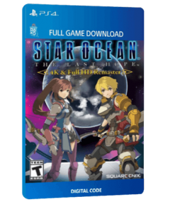 خرید بازی دیجیتال Star Ocean The Last Hope 4K and Full HD Remaster