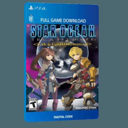خرید بازی دیجیتال Star Ocean The Last Hope 4K and Full HD Remaster