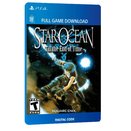 خرید بازی دیجیتال Star Ocean Till The End of Time