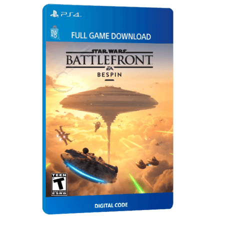 خرید DLC بازی دیجیتال Star Wars Battlefront Bespin DLC